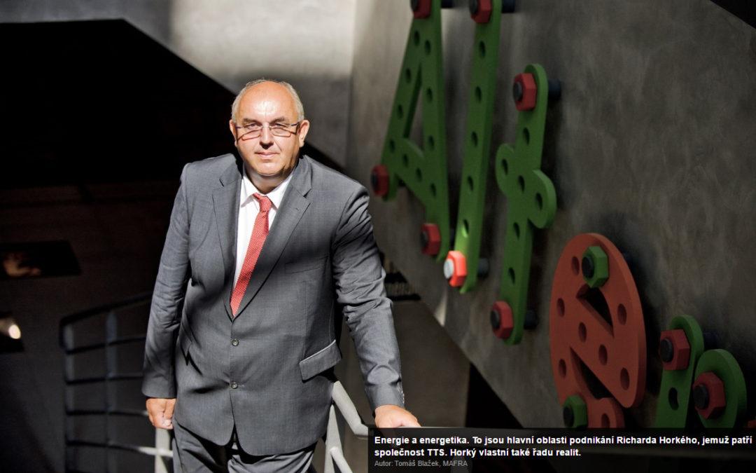 Vlivný podnikatel Horký překvapivě opustil třebíčský akvapark Laguna