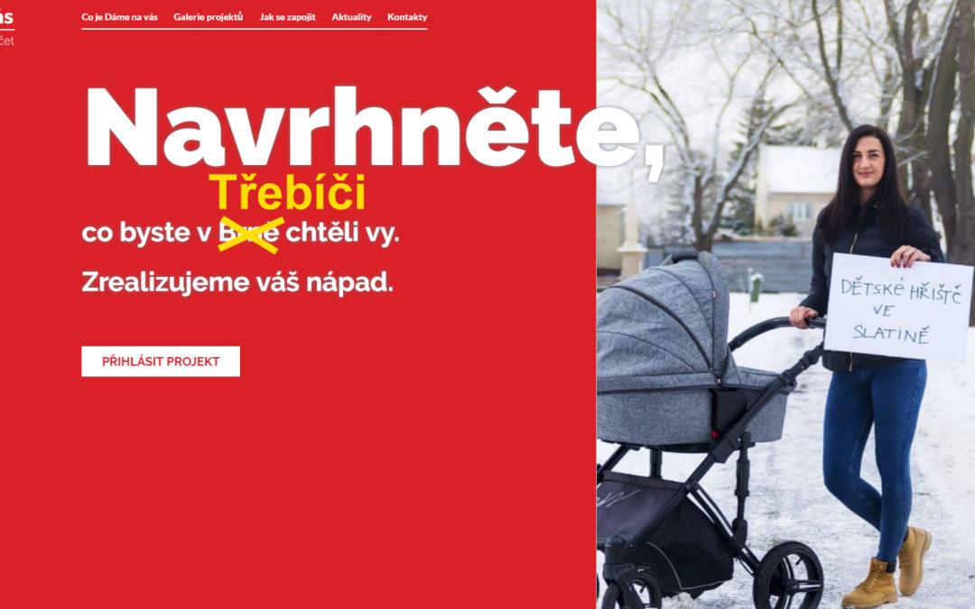Participativní rozpočet města Třebíče