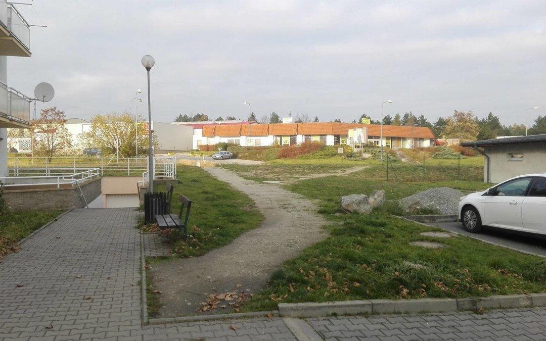 Občanům na Lavického chybí parkoviště