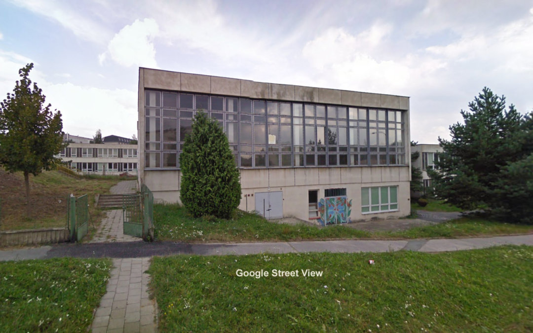 Cena prodávané školy v Borovině rychle výrazně klesla