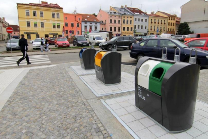 """Smart City 3: """"Chytrý"""" může být i odpad"""
