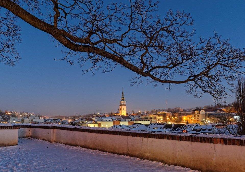 Třebíčská architektura 10: Kostel sv. Martina a městská věž